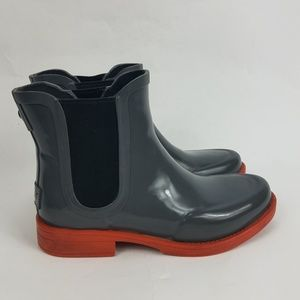 UGG Aviana Chelsea Boot Charcoal Rubber